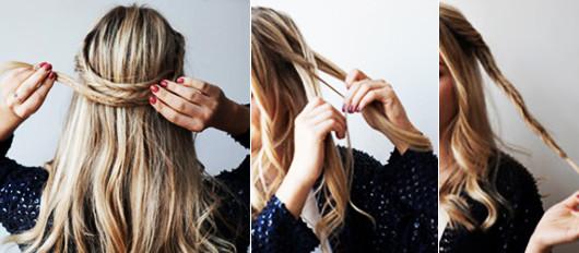 20 Ideen Fur Einfache Frisuren Offene Haare Beste Wohnkultur