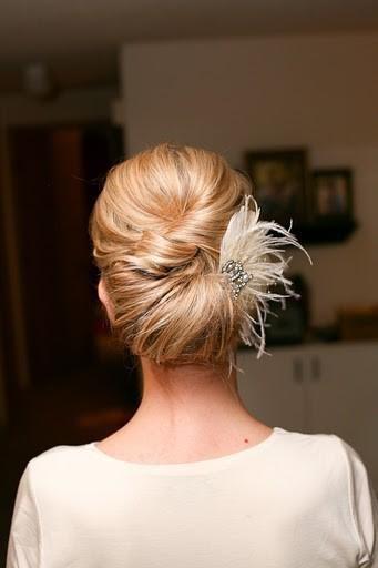 Einfache Hochzeit Frisuren  Einfache hochzeit frisuren