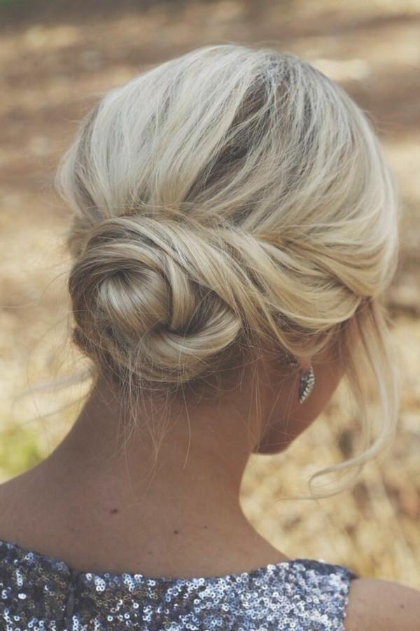 Einfache Hochzeit Frisuren  Einfache Frisuren 80 originelle Modelle Archzine