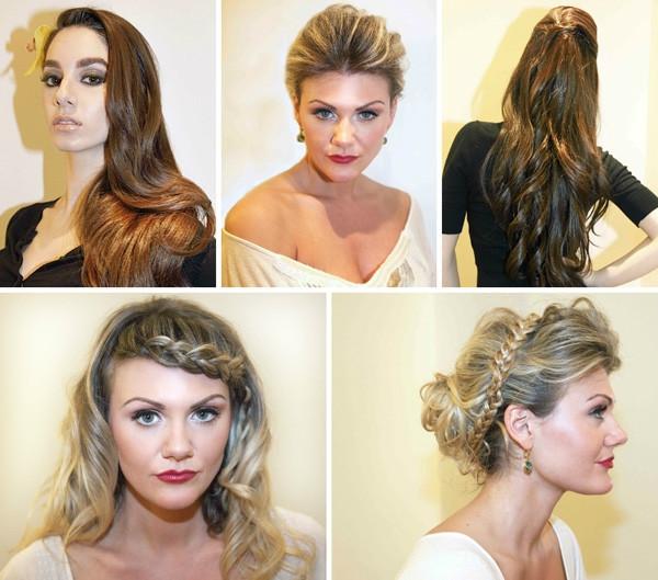 Einfache Hochzeit Frisuren  7 Hochzeitsfrisuren zum Selbermachen Styling Tipps