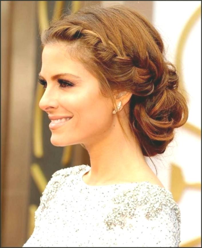 Einfache Hochzeit Frisuren  Steckfrisur einfache Hochzeit Frisuren geflochtene wie