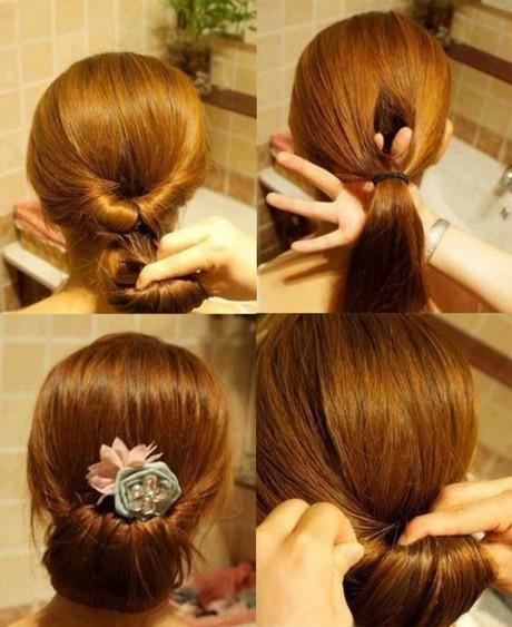 Einfache Hochzeit Frisuren  Einfache frisuren hochzeit