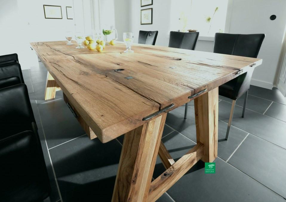 Esstisch Selber Bauen  Esstisch Rustikal Holz Frisch Esstisch Selber Bauen