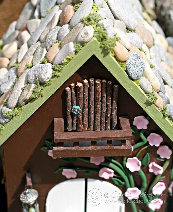 Fairy House Diy  DIY Fairy House