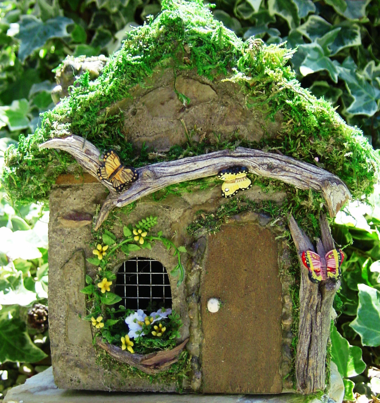 Fairy House Diy  Florist Wilmington NC