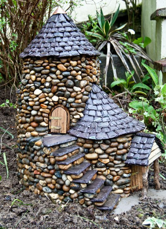 Fairy House Diy  Best 25 Fairy houses ideas on Pinterest
