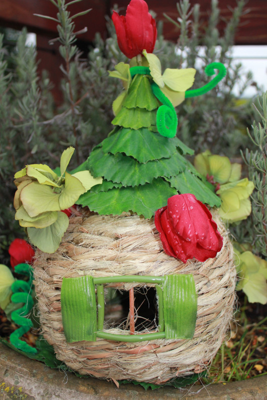 Fairy House Diy  DIY – Fairy House Kit