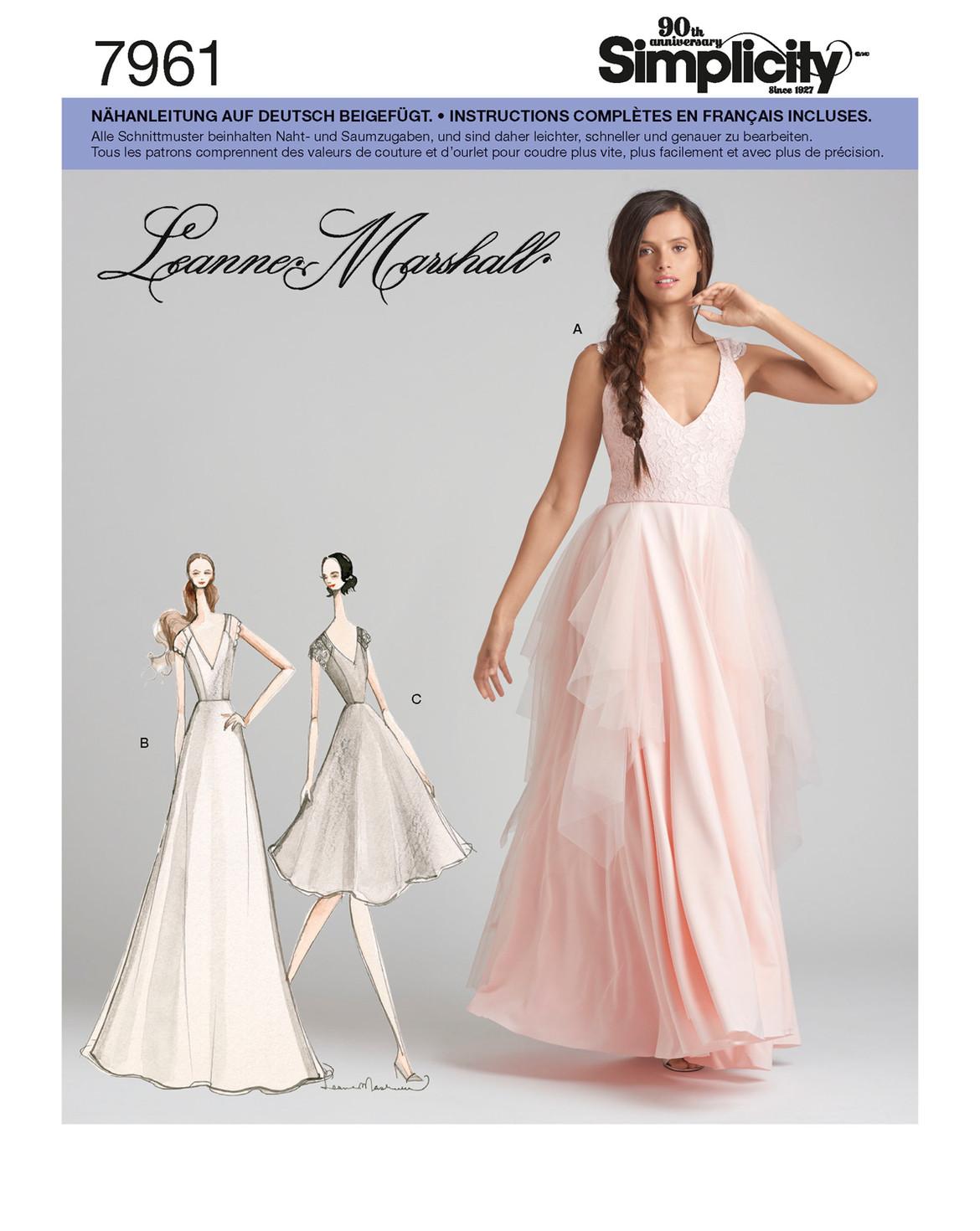 Festliche Babykleider Für Hochzeit  Festliche Kleider 7961 D5 Schnittmuster