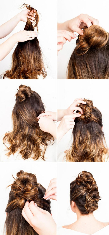 20 der besten ideen für festliche frisuren lange haare
