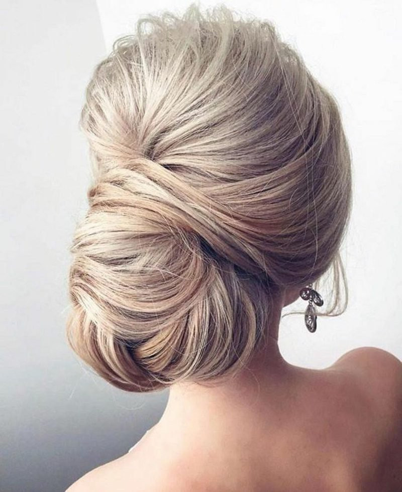 Festliche Frisuren Lange Haare Selber Machen  Hochsteckfrisuren selber machen – 6 einfache Anleitungen