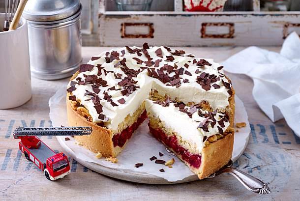 Feuerwehr Kuchen  Feuerwehr Kuchen