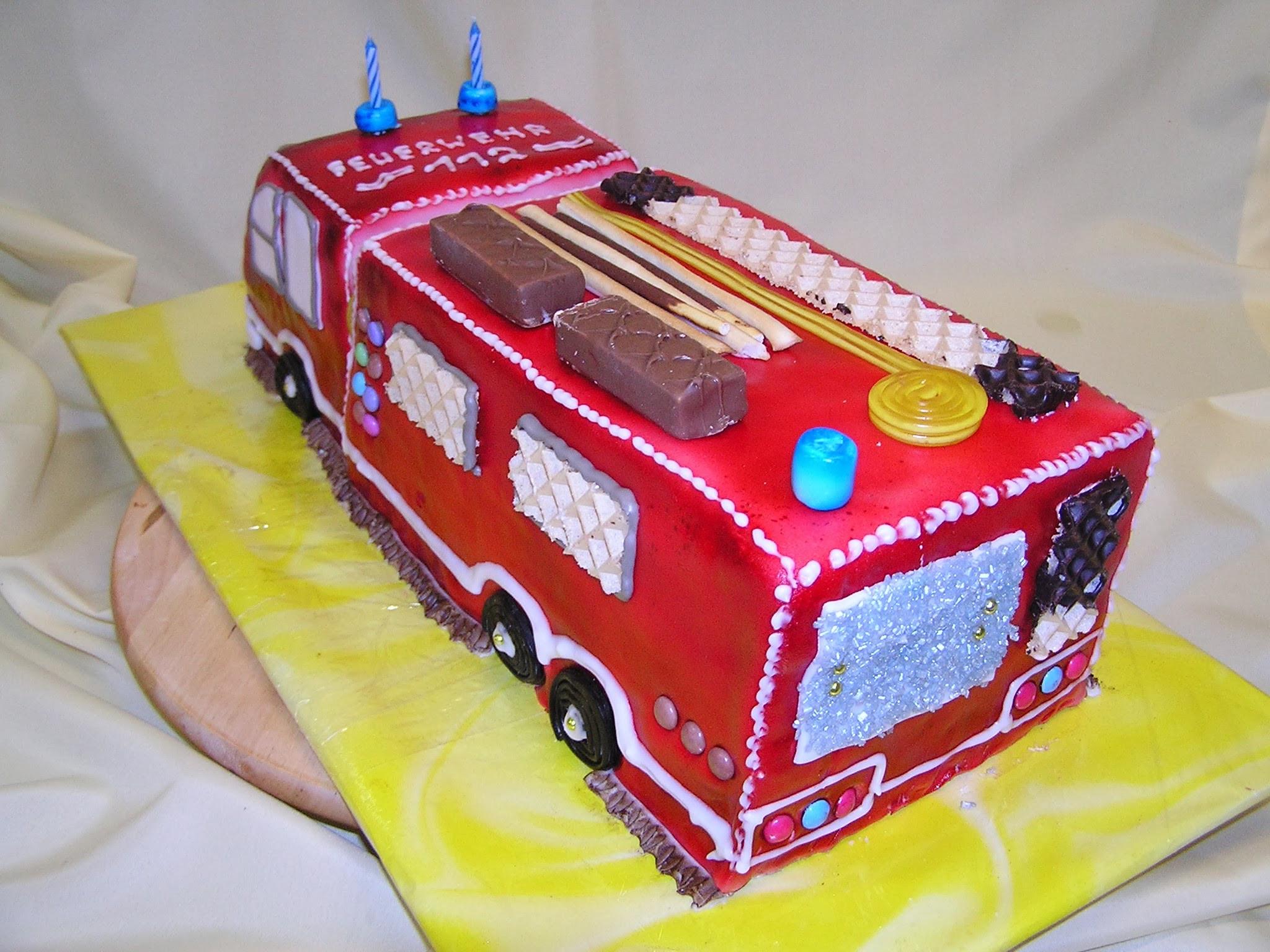 Feuerwehr Kuchen  Feuerwehr Kuchen — Rezepte Suchen