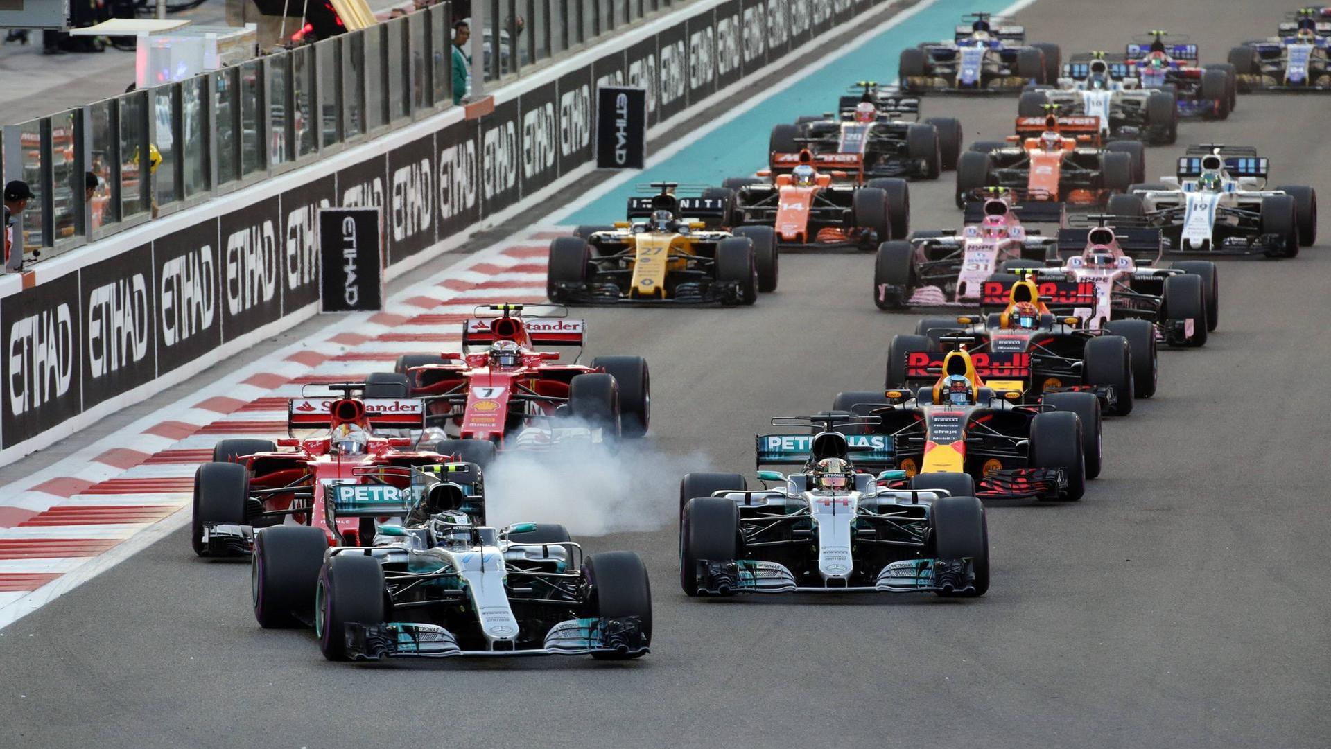 Formel 1 Tabelle
