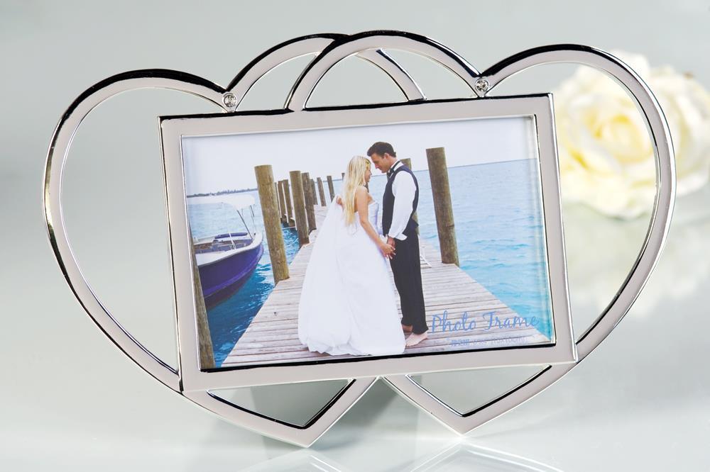 Fotorahmen Hochzeit  Bilderrahmen Fotorahmen Hochzeit StandBilderrahmen Herz