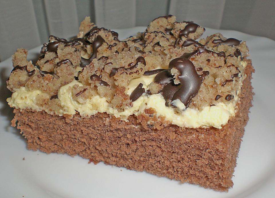 Friss Dich Dumm Kuchen  Schoko Friss Dich Dumm Kuchen Rezept mit Bild