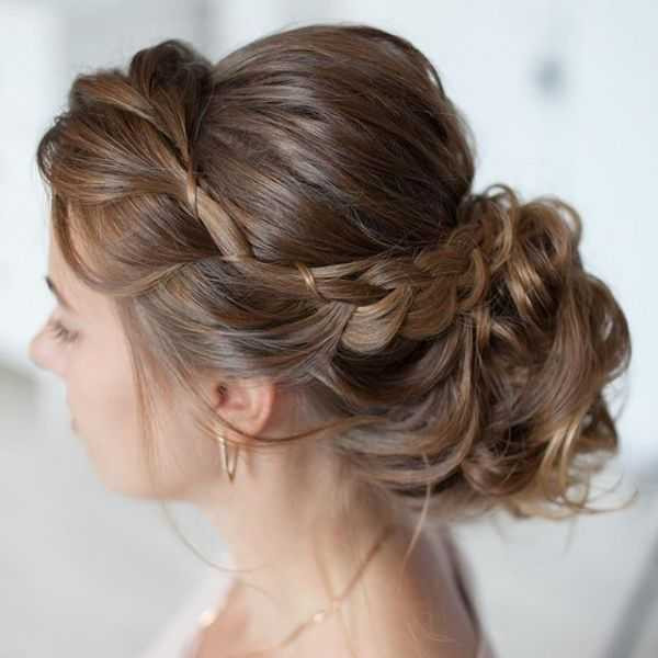 Frisur Hochzeit Offen  Frisur Hochzeit fen – Friseur