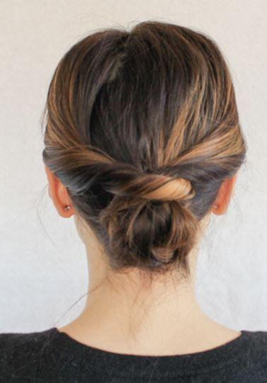 Frisuren 19 Jahrhundert  Die besten 25 Long bob updo Ideen auf Pinterest