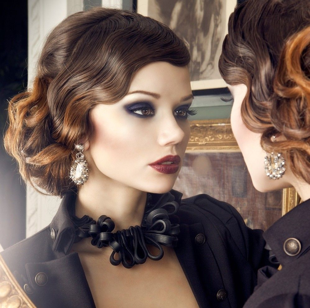Frisuren 19 Jahrhundert  beni durrer contessa hauptlook ohne logo