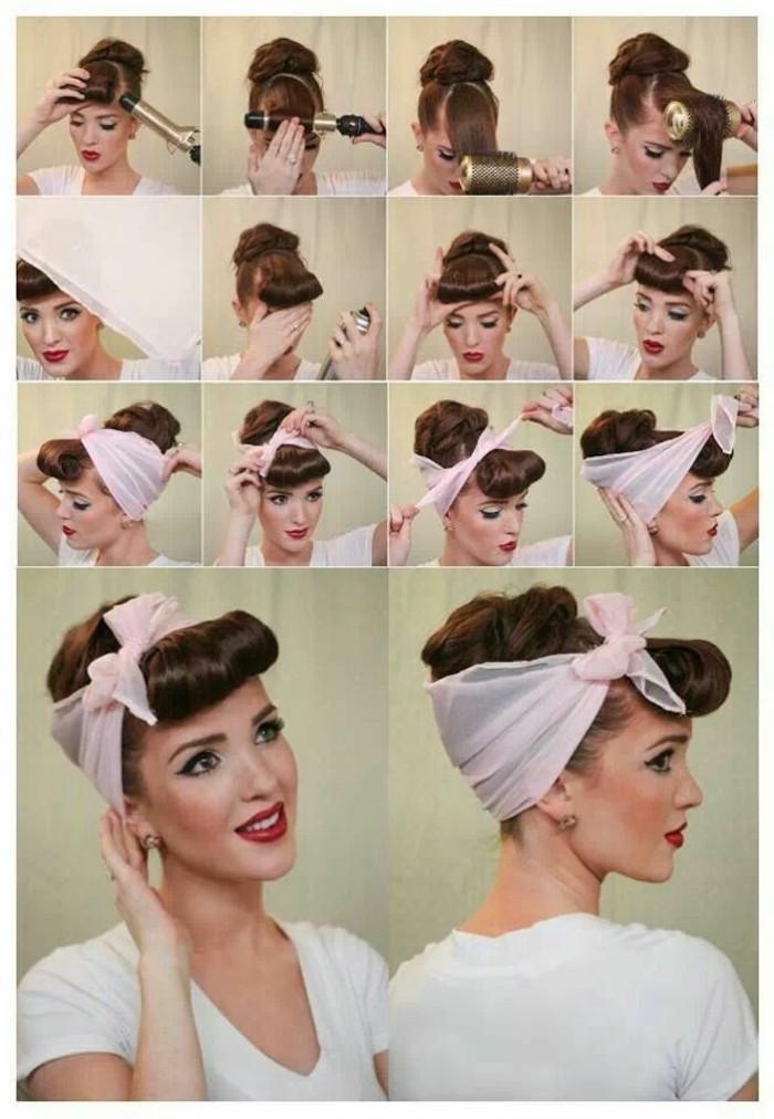 Frisuren 1950  140 Rockabilly Frisuren von den 50er inspiriert