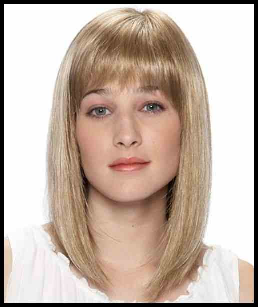 Frisuren 2019 Mit Pony  Long Bob Frisuren 2019 Mit Pony