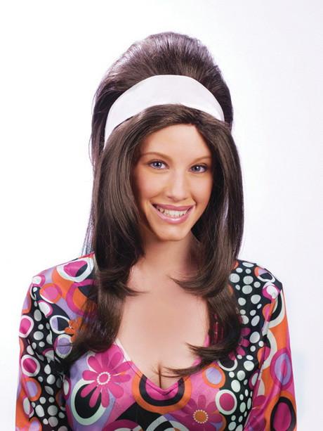 Frisuren 60Er Damen  70er frisuren damen