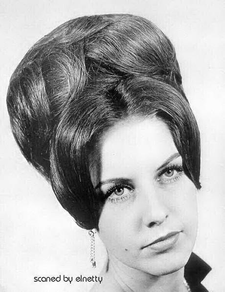Frisuren 60Er Damen  60er frisuren