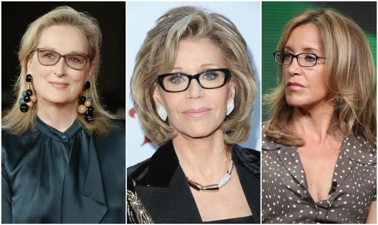 Frisuren Ab 50 Mit Brille  Moderne Frisuren für Frauen ab 50 Ideen für jede Haarlänge