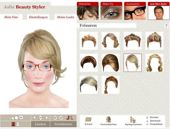 Die Besten Frisuren Am Bildschirm Ausprobieren Kostenlos Beste