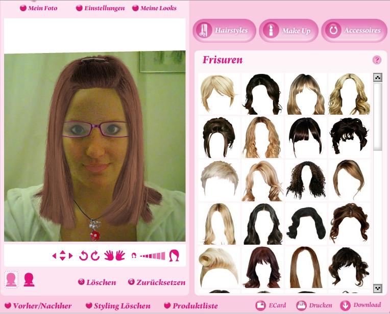 Frisuren Anpassen