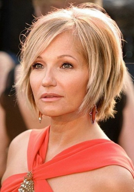 Frisuren Frauen 50  Chin Length Bob Hairstyles For Women Over 60