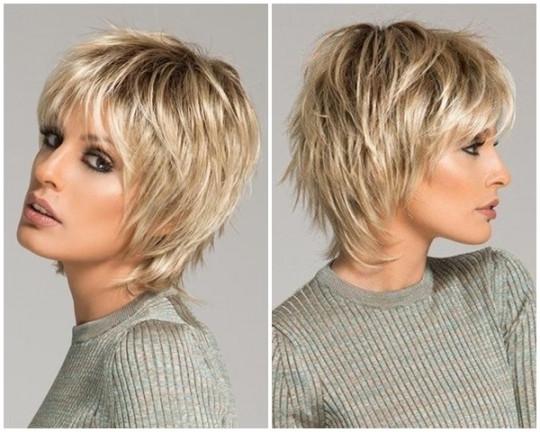 Frisuren Frauen Ab 50 Kurz  Die Besten Haarschnitte Für Frauen Ab 40 15 Verschiedene