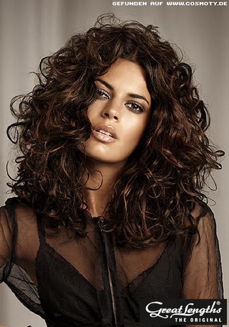 Die Besten Frisuren Frauen Locken Beste Wohnkultur Bastelideen