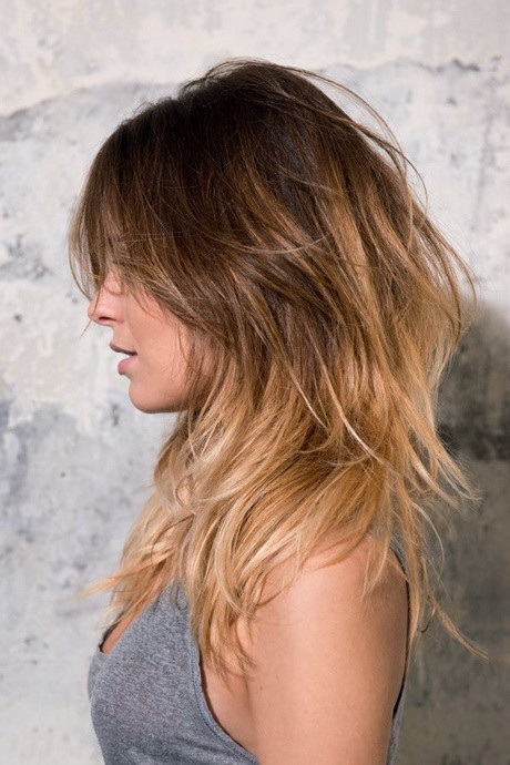 Frisuren Frauen Mittellang Stufig  Frisuren frauen lang stufig