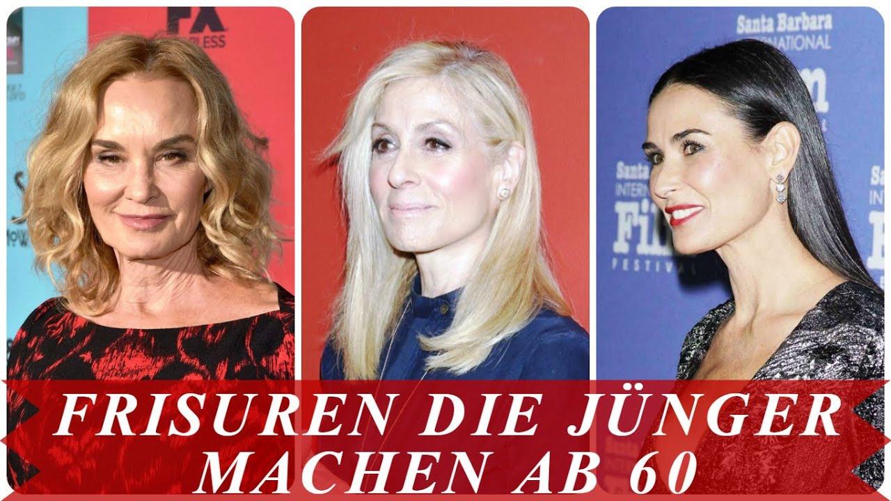20 Besten Frisuren Für Frauen Ab 50 Die Jünger Machen