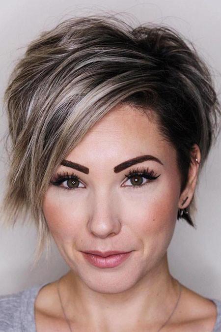 Frisuren Für Kurzes Haar  33 Frisuren für kurzes Haar Trend Frisuren Stil