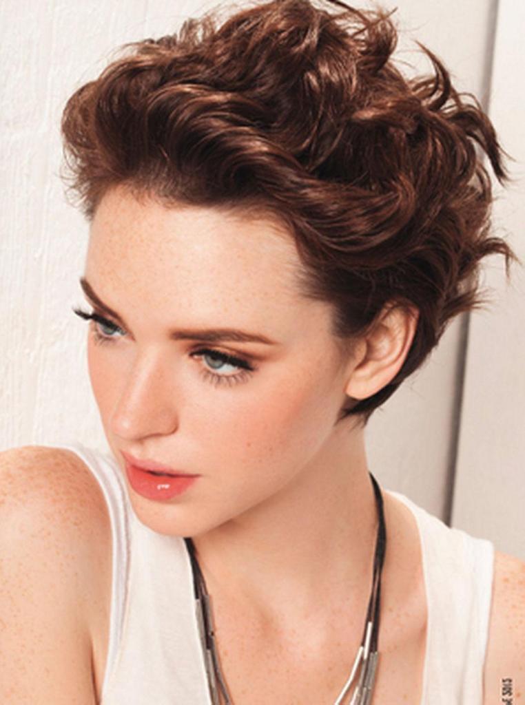 Frisuren Für Kurzes Haar  50 atemberaubende kurze Frisuren für dickes Haar Trend