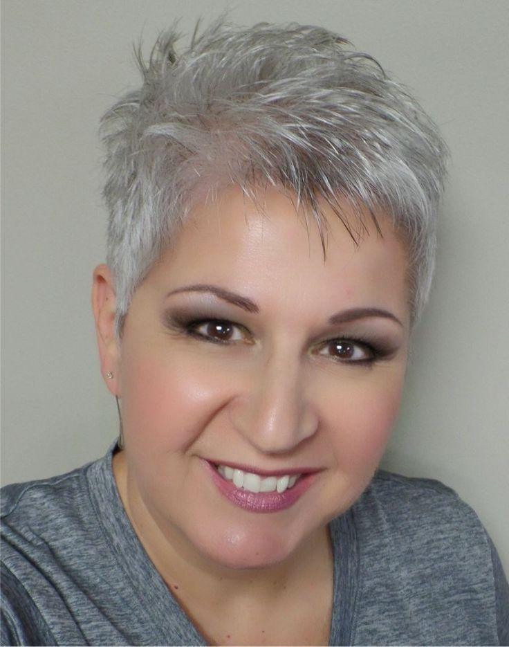 Frisuren Grau  Pinterest frisuren grau – Beliebte Jugendhaarschnitte 2019
