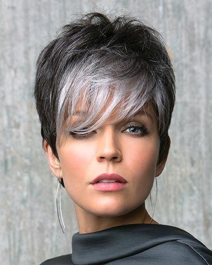 Frisuren Grau  Silber und trendige Frisuren grau = schön
