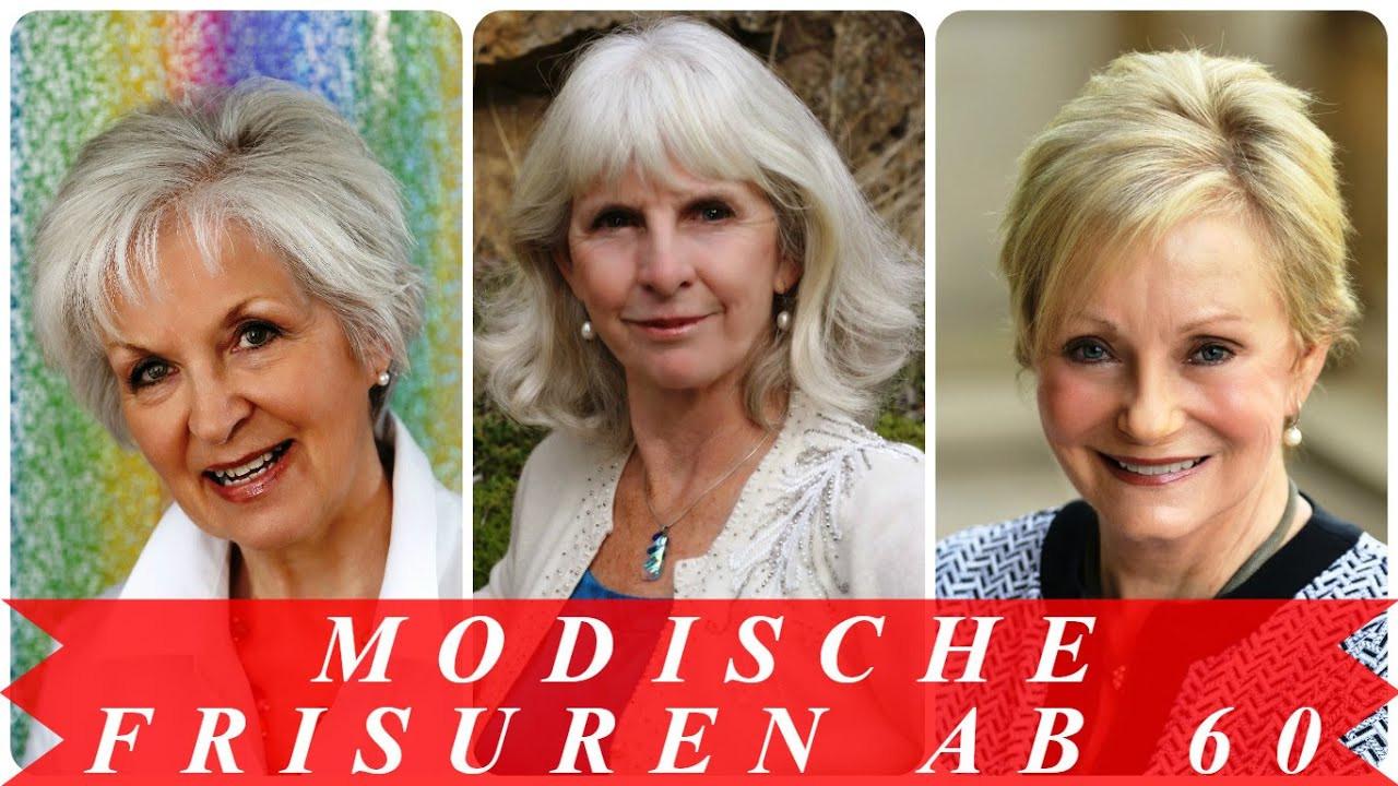 Frisuren Kurz Frauen  Modische frisuren ab 60