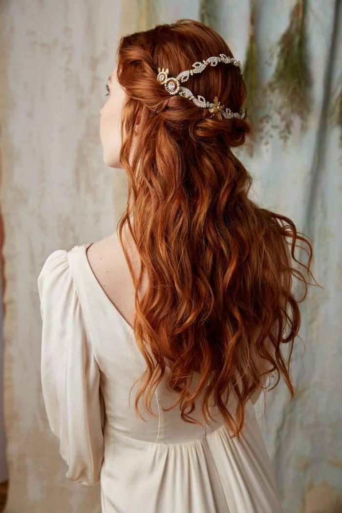 Frisuren Mittelalter  1001 Ideen für mittelalterliche Frisuren zum Nachmachen