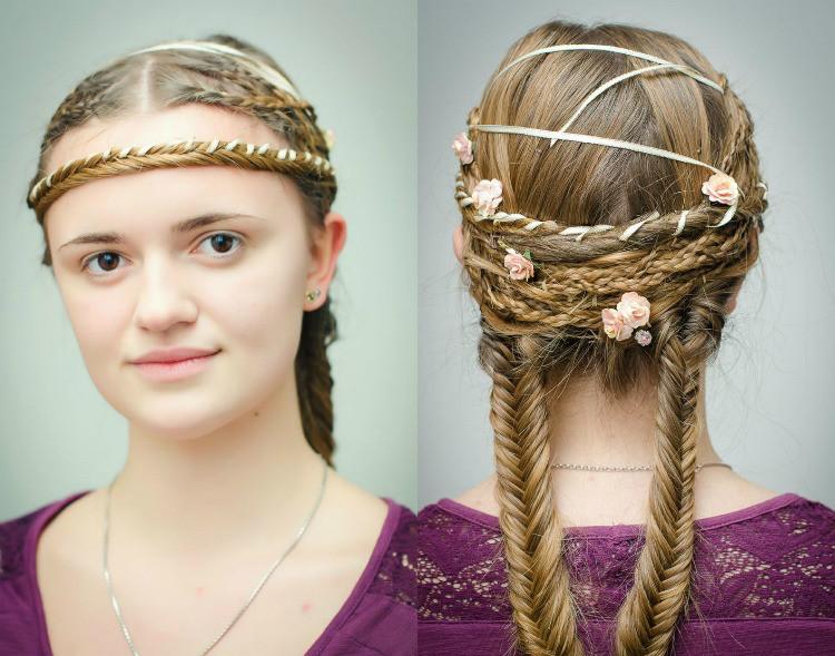 Frisuren Mittelalter  Mittelalterliche Frisuren 15 prunkvolle und aufwendige