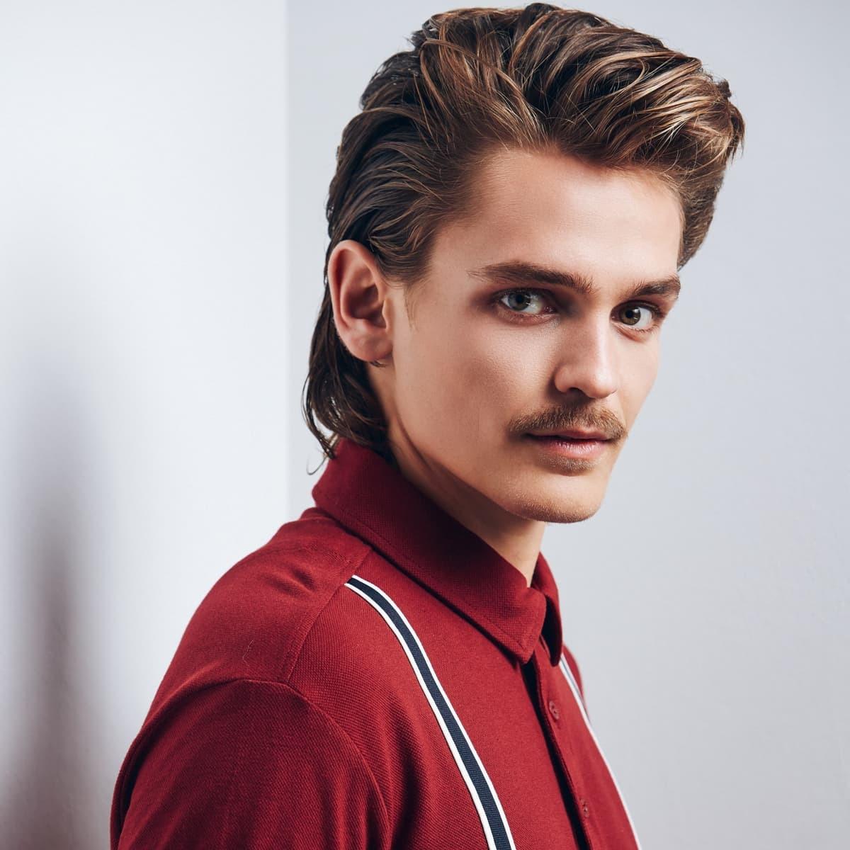 Frisuren Mode 2019  Frisuren 2019 Herren New Vokuhila