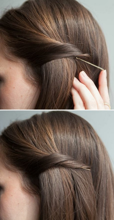 Frisuren Offene Haare  Einfache frisuren offene haare