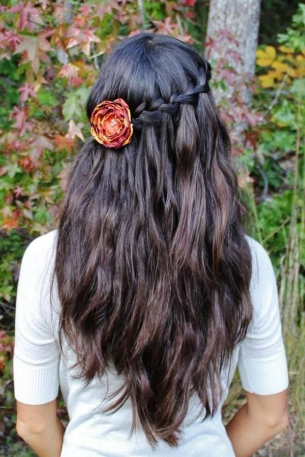 Frisuren Offene Haare  Die besten 25 Frisuren offene haare Ideen auf Pinterest
