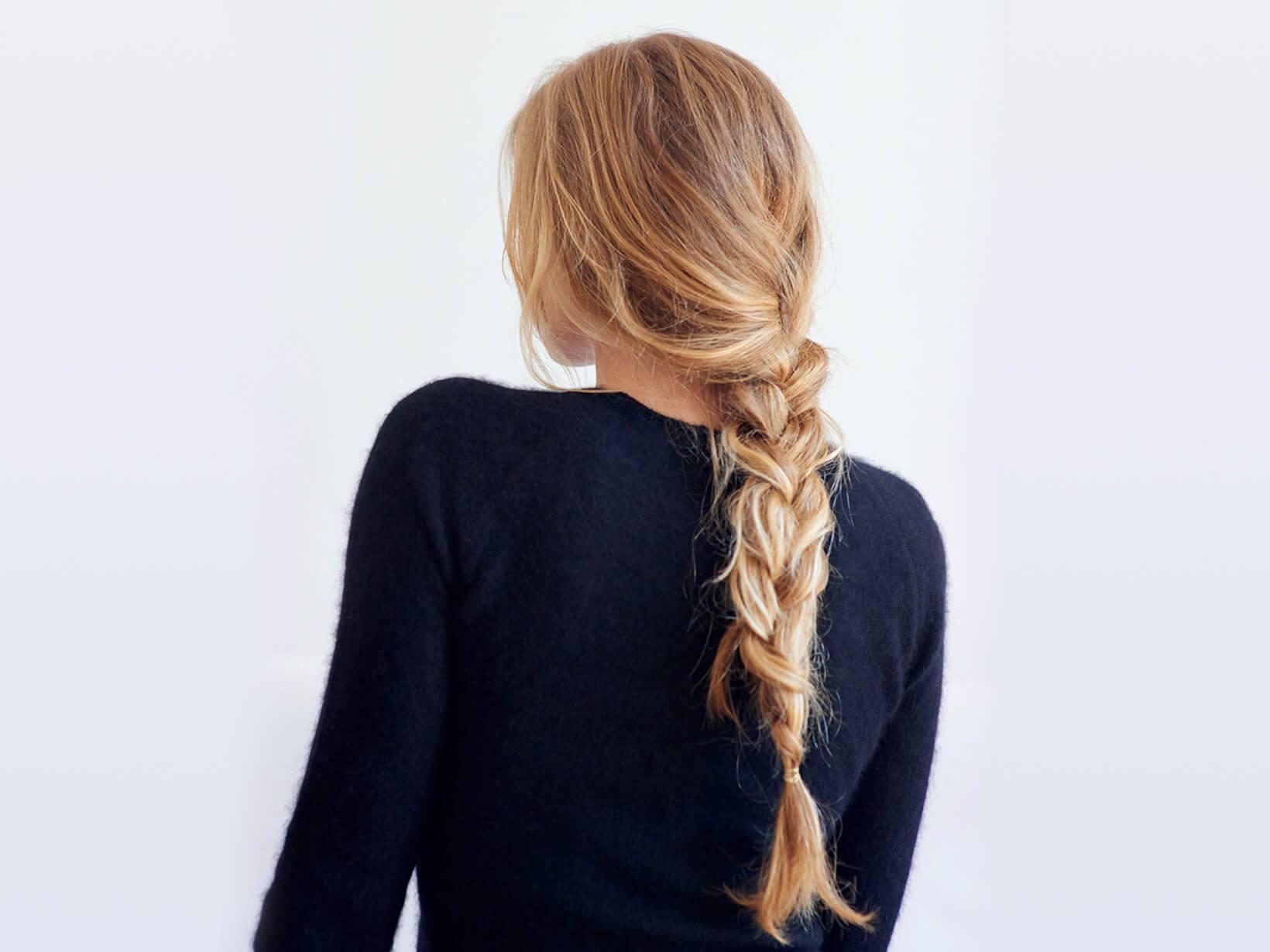 Frisuren Offene Haare  Einfache Frisuren zum Nachmachen