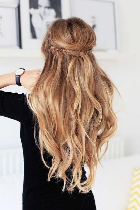Frisuren Offene Haare  Festliche frisuren offene haare locken
