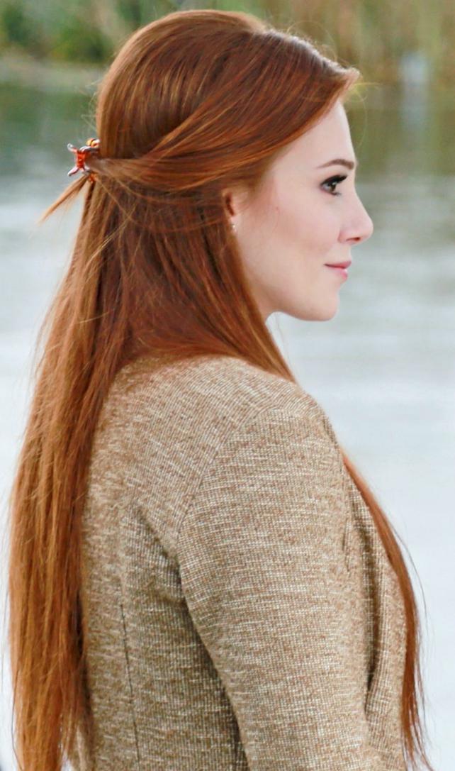 Frisuren Offene Haare  Festliche Frisuren Halb fene Haare Aktuelle Frisuren