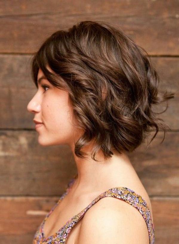 Frisuren Schulterlang Braun  Coole Haare Wie würden Sie denn das definieren