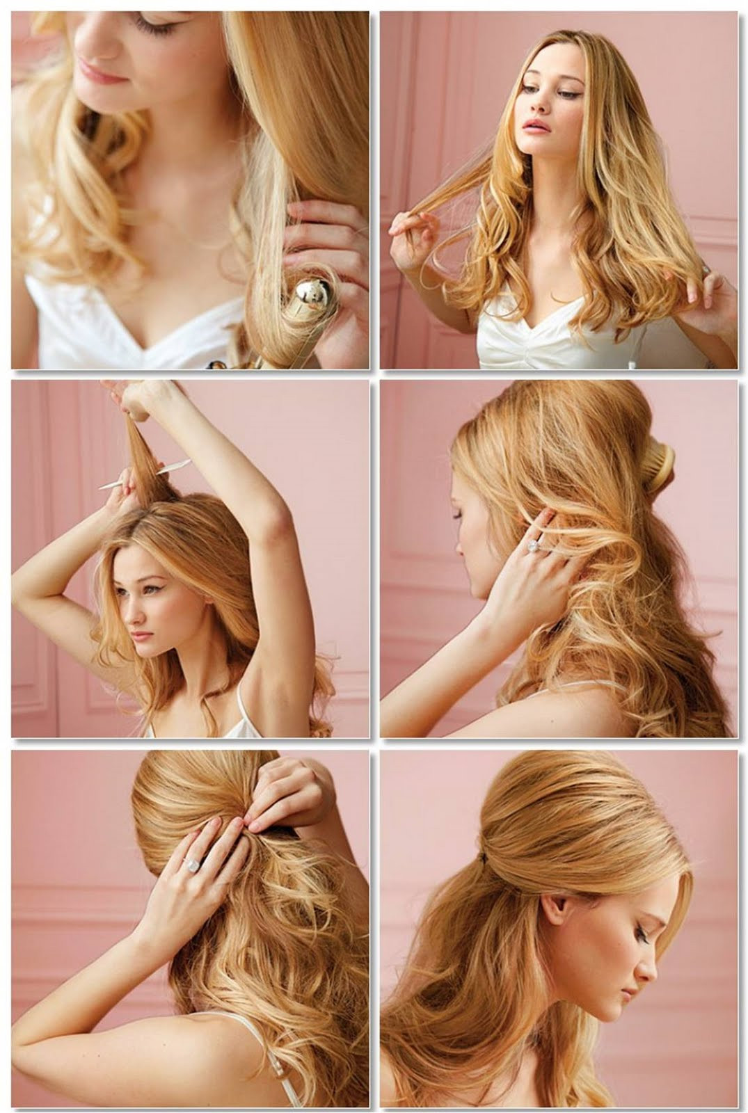 Frisuren Selber Machen Mittellang  mylovelycolor 11 DIY Hairstyles