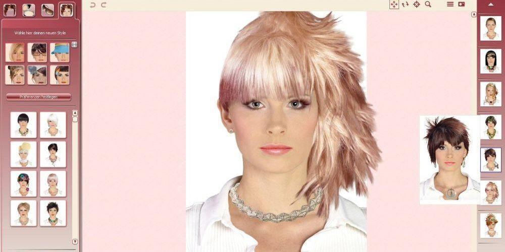 Frisuren Testen  Frisuren testen kostenlos 1 – Modische haarschnitte und